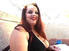 Big sweetie w huge boobs shows off bbw mpegs