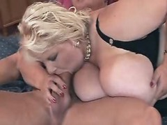 Chubby chick blows boyfriends dick bbw mpegs