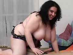 Yummy fatty seduces guy and sucks bbw mpegs