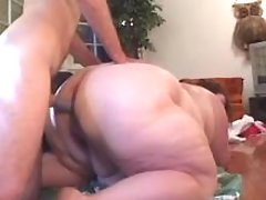 Obese woman screwed in doggy style bbw mpegs