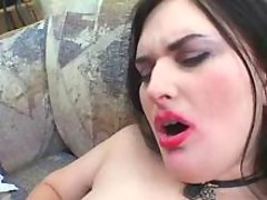 Plump milf takes in mouth and pussy bbw mpegs