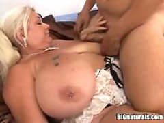 Chubby granny has fun w young guy bbw mpegs