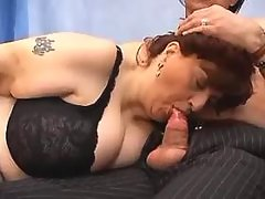 Kinky mature woman sucks hard dick bbw mpegs