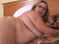 Chubby granny seduces man in bed bbw mpegs