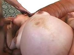 Pregnant cutie sucks cock in orgy bbw mpegs