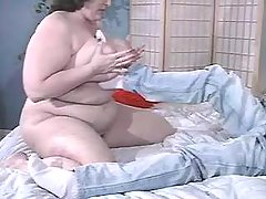 Plump brunette w large tits screwed bbw mpegs