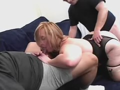 Big blonde makes sex with two dudes bbw mpegs