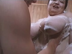 Asian colossal woman blows old man bbw mpegs