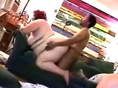 Chubby women fucked by spoiled guys