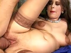 Mailman hard fucks pregnant girl bbw mpegs