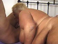 Old flabby lady sucks fresh cock bbw mpegs