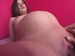 Pregnant girl sucks cock and licked bbw mpegs