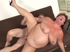 Flabby mature drilled by greedy guy bbw mpegs