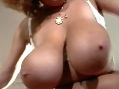Blond milf w melon size boobs fucks bbw mpegs