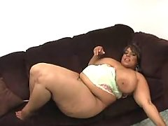 Obese ebony w huge boobs sucks cock bbw mpegs