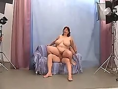 Breasty plump mummy fucks with dude bbw mpegs