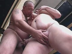 Enormous fat lady satisfy lucky men bbw mpegs