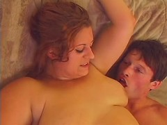 Sexy BBW bathes and fucks with dude bbw mpegs