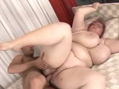 Guy fucks huge milf with giant tits bbw mpegs
