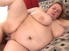 Obese woman fuck by man in bedroom bbw mpegs