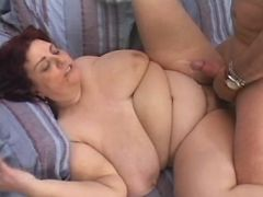 Fat mature gets cum on flabby belly bbw mpegs