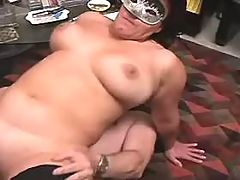 Busty plumper gets drilled by guy on sofa bbw mpegs
