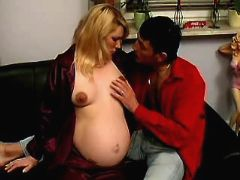 Man seduces pregnant blonde girl bbw mpegs