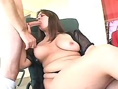Greasy blonde with big boobs fucks hard with dude bbw mpegs