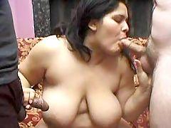 Busty BBW loves hot sex bbw mpegs