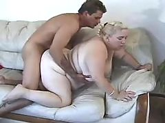 Asian fat girl w big boobs playing with big dick