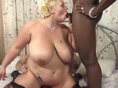 Interracial guys share fat blonde bbw mpegs