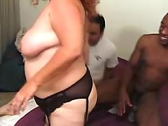 Busty greasy brunette fucks on sofa bbw mpegs