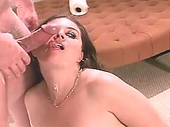 Beauty fatty gets hot jizz after fuck with dudes bbw mpegs