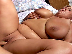 Kitti Campbell in Bikini Buster bbw mpegs