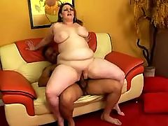 Hot BBW gets pleasure from a lover bbw mpegs