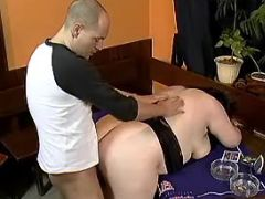 Guy drills fat girl in doggy style bbw mpegs