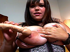 Toying With Her 40DDDs bbw mpegs