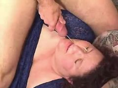 Large whore gets cum in gangbang bbw mpegs