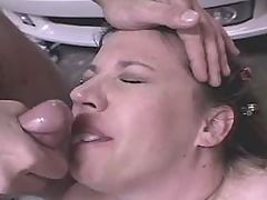 Redhead plumper bathes and fucks with dude bbw mpegs