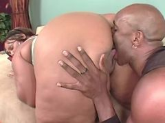 Guy eats out juicy chocolate pussy bbw mpegs