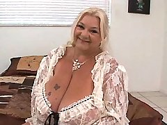 Fat mature woman shows huge boobs bbw mpegs