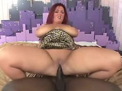 Black man fucks chubby redhead slut bbw mpegs