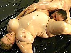 Big busty women satisfying stiff stick bbw mpegs