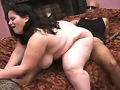 Flabby Asian fatty blows and fucks with dude bbw mpegs
