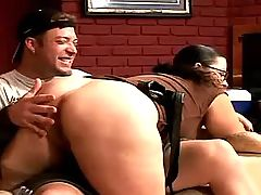 Sweet breasty fatty gets drilled by boyfriend bbw mpegs